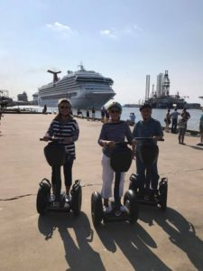 Galveston Segway tours