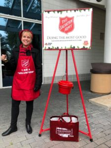 Salvation Army Kettle Day