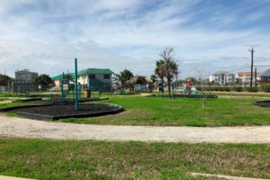 Bayou Vista fitness trail