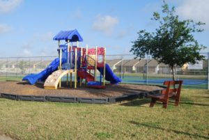 Campeche Cove playground