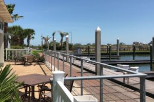Harborwalk sundeck