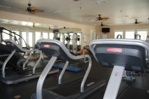 Pointe West fitness center