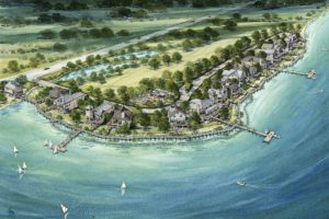 Galveston Bay Club rendering
