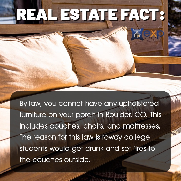 Boulder furniture law