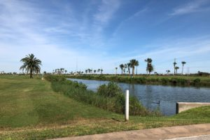 Galveston Country Club golf course