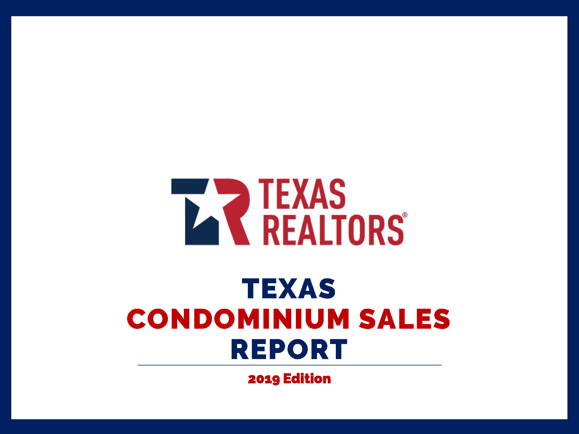 2019TexasCondominiumReport