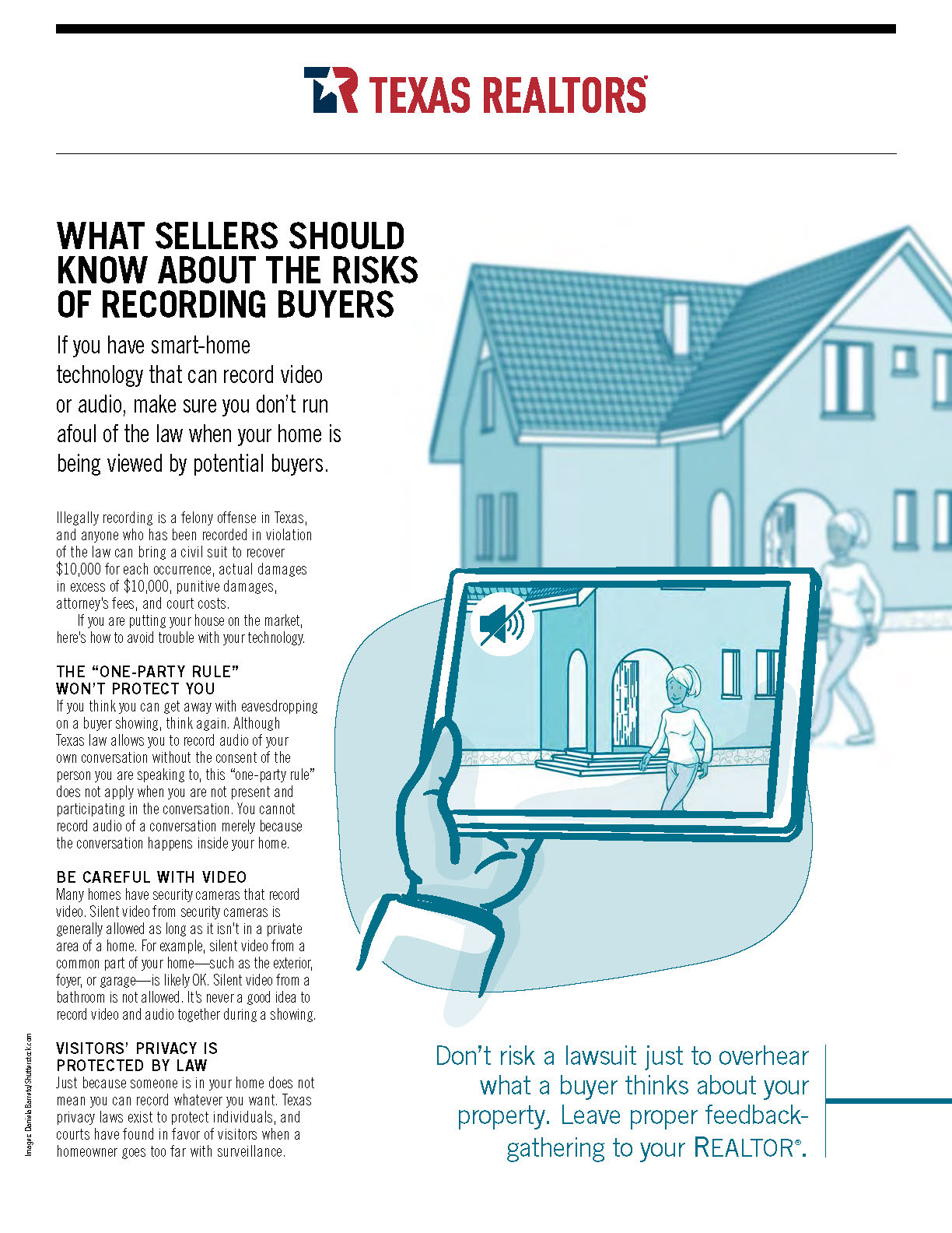 Risks of Recording Buyers