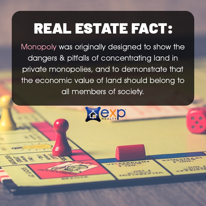 Fun Fact Monopoly