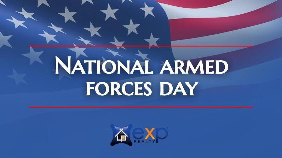 Armed Forces Day 2020 graphic