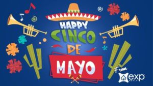 Cinco de Mayo 2020 graphic