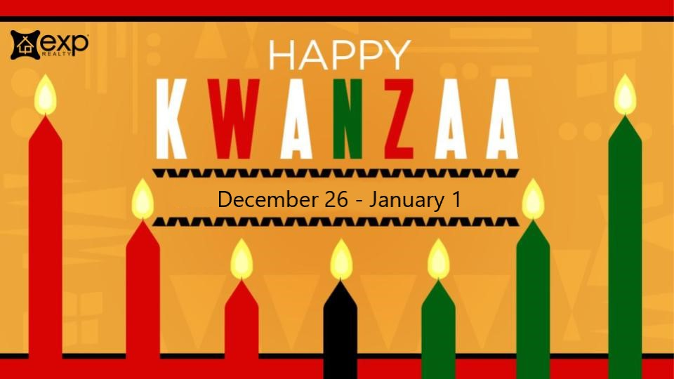 Kwanzaa 2020 graphic