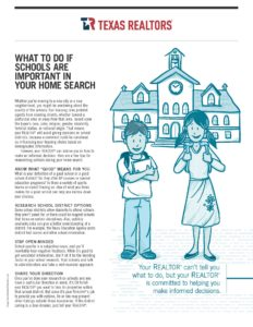 What To Do If Schools Are Important In Your Home Search