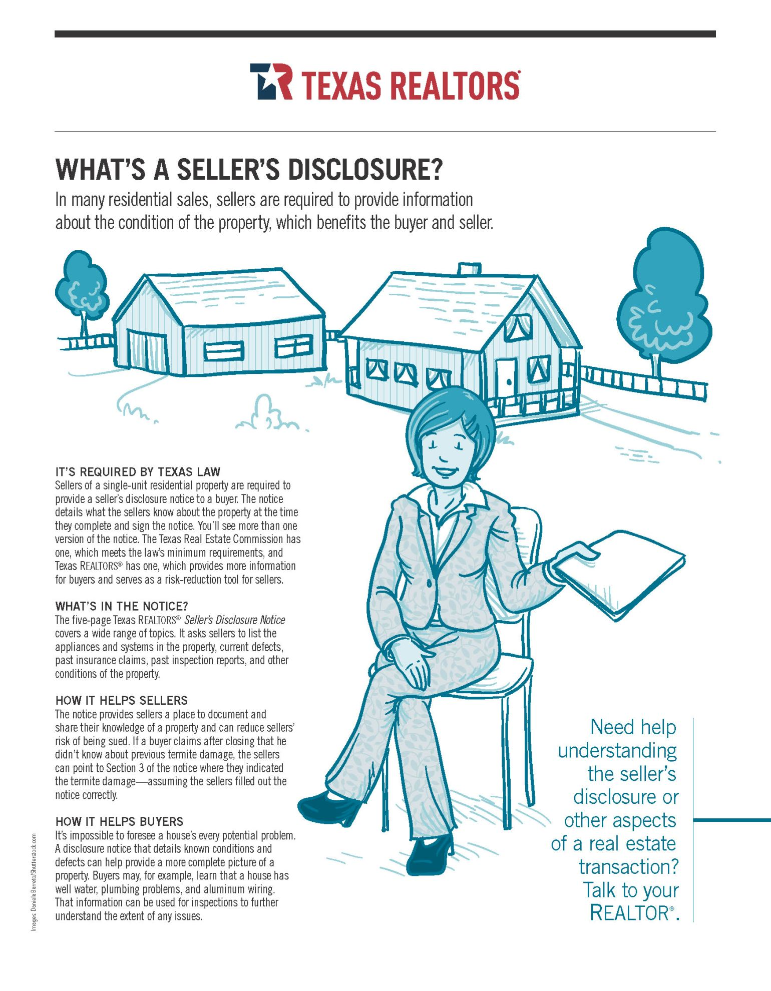 Whats A Sellers Disclosure