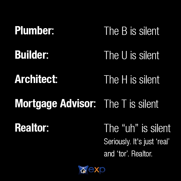 Friday Realtor Fun meme