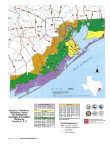 Coastal Evacuation Zones